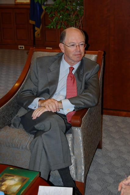 2011. The U.S. Ambassador to Chile, Alejandro D. Wolff