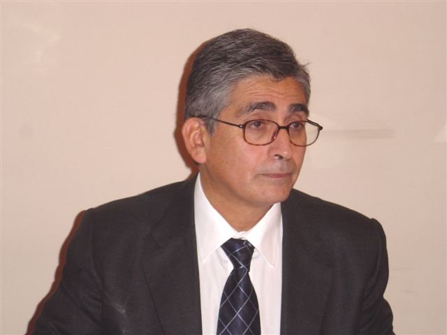 2006. Ministro Jorge Zepeda, a judge in charge of the Weisfeiler's case since May 2005.