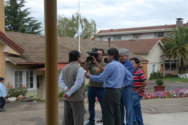 2007. Interviews with the local reporters.